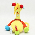 Stuffed baby rattles toy 4