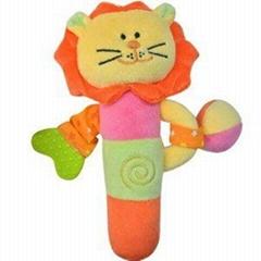 Plush baby toys