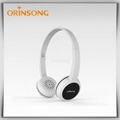 V4.1 wireless stereo bluetooth headphone for outwork