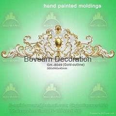 Modern home decorative ornamentals wall decotation