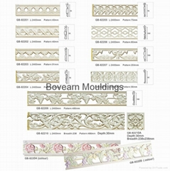 Hollow Panel mouldings