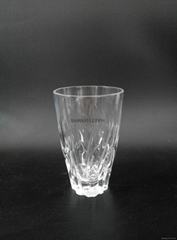 The new crystal glass juice cup cup of