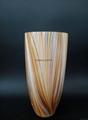 Custom color glass vase household adornment fashion vase 3