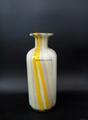 Custom color glass vase household adornment fashion vase 4