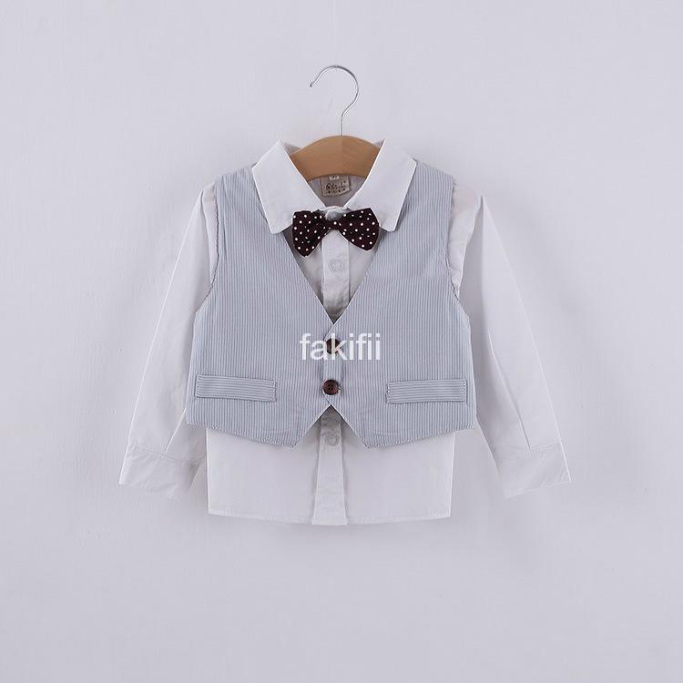 Autumn nice boy clothes set 2