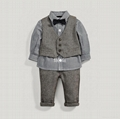 wholesale autumn boy clothes set