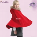 wholesale winter girl red jacket