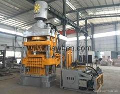 哈文磚機公司供應混凝土靜壓制磚機