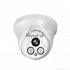 720P 1.0MP AHD IR Dome Camera with 2pcs IR Array Leds