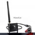 720p WiFi Mini Pinhole IP Camera support