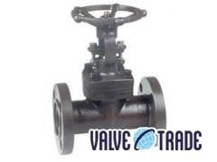 Zhejiang Mingtai Forged steel flanged gate valve