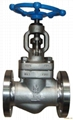 High Quality Forged Steel Globe Valve 2