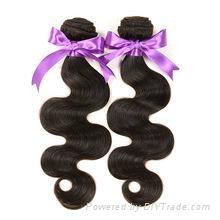 Virgin Remy Brazilian Hair Weave,Unprocessed Wholesale Virgin Brazilian Hair Bun