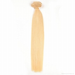 Hair Soft And Thick White Clip in Hair Extension
