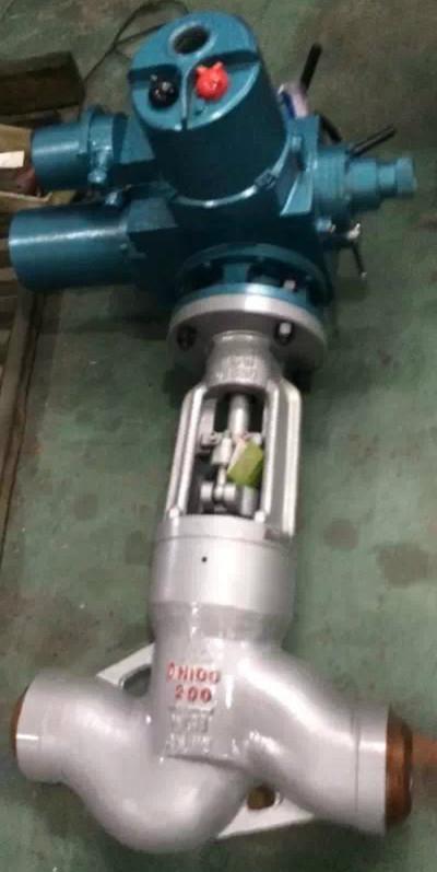调节型阀门电动装置 3