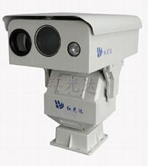 红光达科技全天侯远距离一体化数字飞机场监控系统