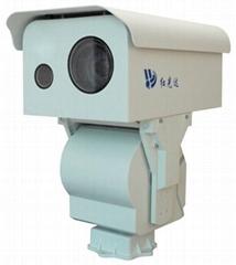 红光达科技智能激光夜视远距离湿地监控设备