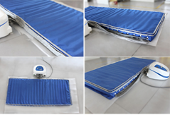 Infrared & Air Pressure Spine Massage Bed