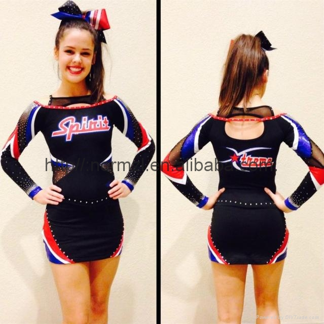 Cheerleading Uniforms Design