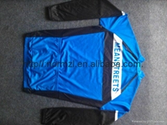 China Custom Cycling Team Jersey