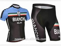 2015 new fashion top selling  New Cycling Jersey Customized Cycling wear Wholesa