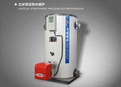 河南力威立式常压热水锅炉
