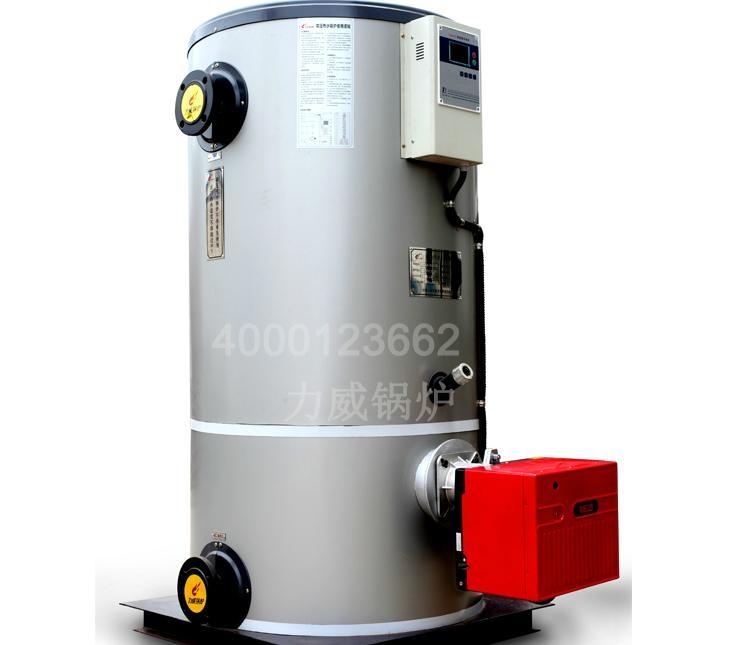 河南力威立式常壓熱水鍋爐 2