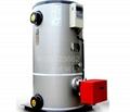 河南力威立式常压热水锅炉 2