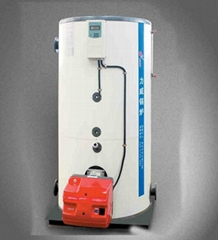 河南力威立式常壓飲水鍋爐