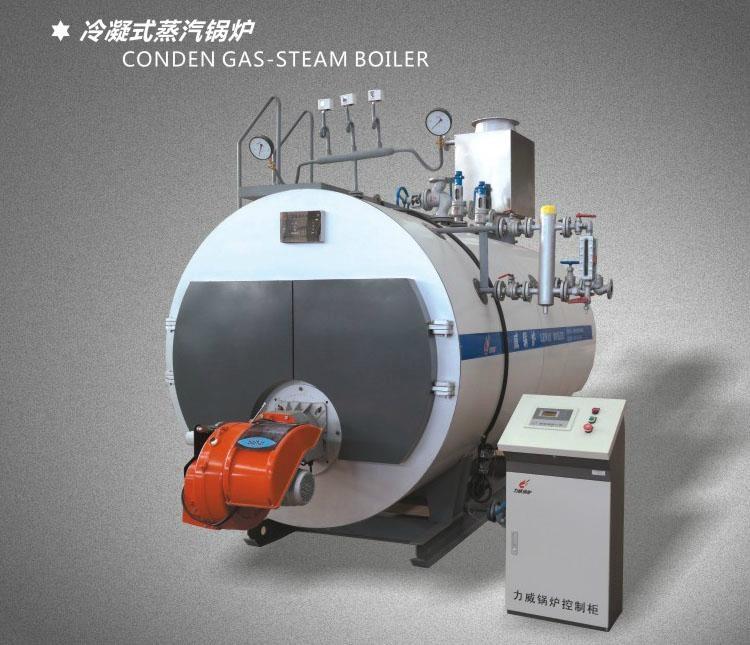 冷凝式蒸汽鍋爐 2