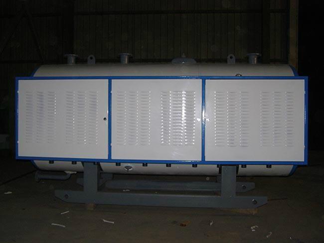 河南力威電熱(飲)水鍋爐 2