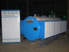 河南力威電熱(飲)水鍋爐