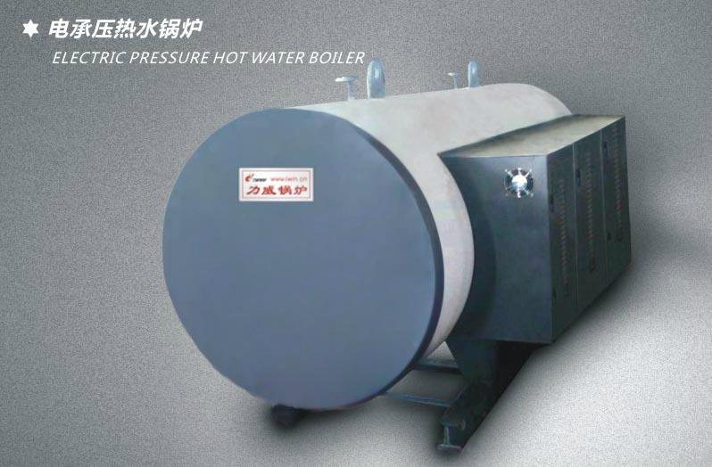 河南力威电承压热水锅炉 1