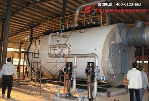蒸汽锅炉日常维修 1