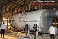 蒸汽锅炉日常维修