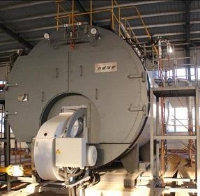天然气蒸汽(热水)锅炉安装前的准备工作  1