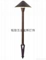 美式純銅草地燈P01 UL認証