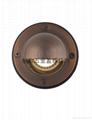 美式純銅地埋燈W02 7年包換低壓12V安全酒店景觀 1