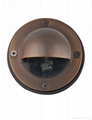美式純銅地埋燈W02 7年包換低壓12V安全酒店景觀 2