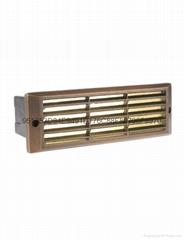 美式純銅牆角燈SP02 UL認証安全低壓12V商業會所花園