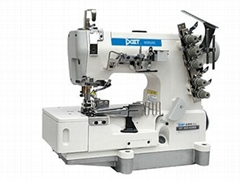 High speed tape binding interlock sewing machine DT 500-02BB