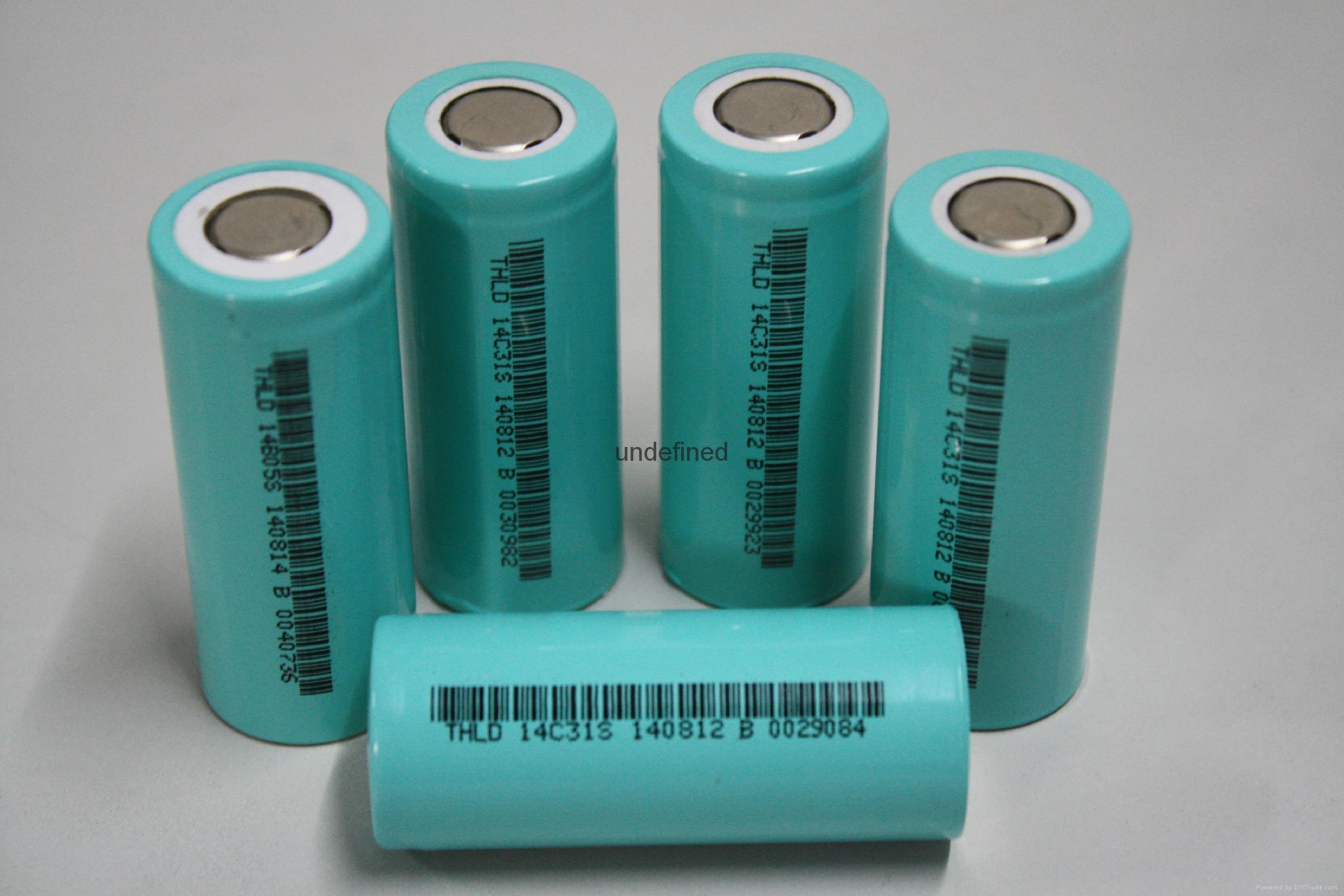 18650磷酸铁锂电池 1