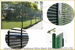 High quality anti-climb 358 mesh fence factory supply