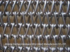 High quality stainless steel conveyor belt mesh