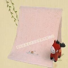 全棉优质抗菌卫生柔软出口毛巾