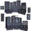 T series lastest pa speaker stage speaker system 3