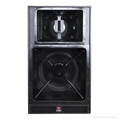 Dual 18 four way speaker system long