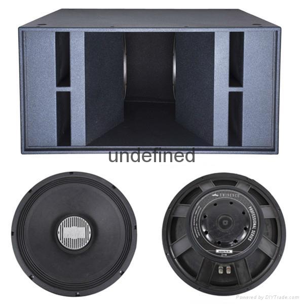 2500w deep powerful pro audio subwoofer t 218 t i reward china manufacturer other. Black Bedroom Furniture Sets. Home Design Ideas