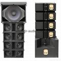 active line array column speaker system 2