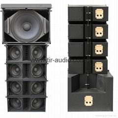 Matrix Array/ Indoor High Quality Sound /Mini Line Array Speaker